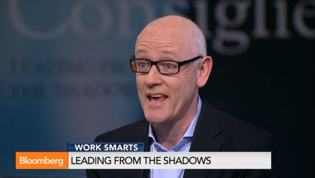 Behind Every Great Leader Is Another Great Leader – BloombergTV