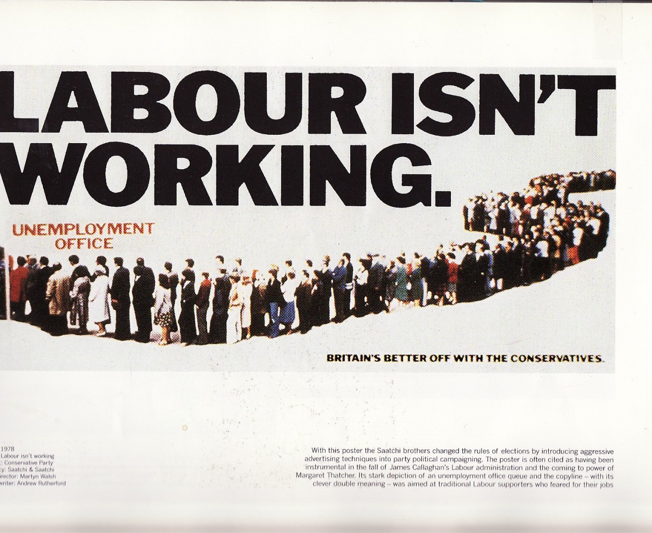 Getting Labour to Work