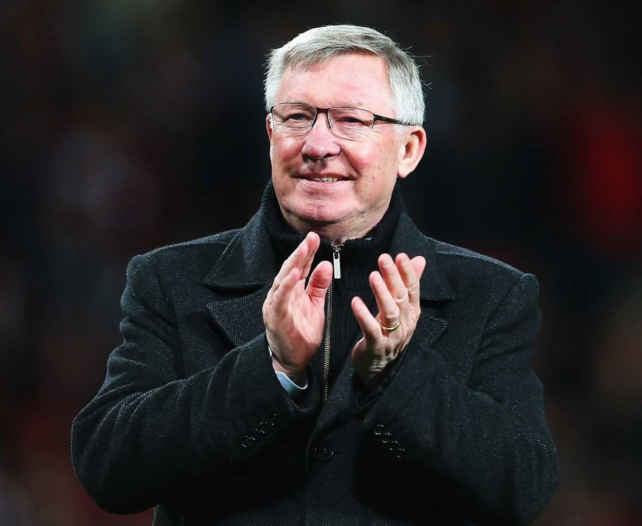 Interview with Sir Alex Ferguson